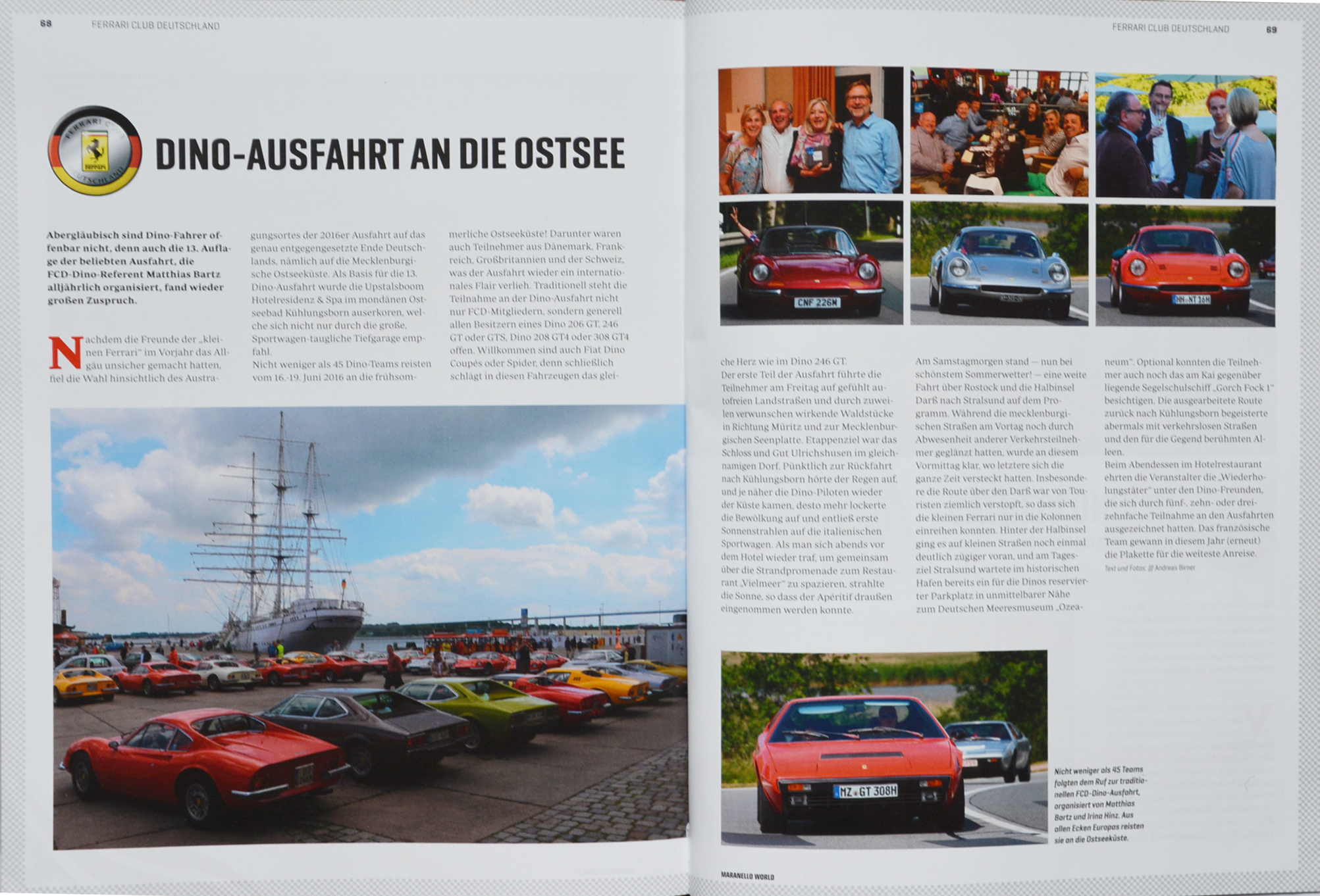 Artikel Maranello World_01